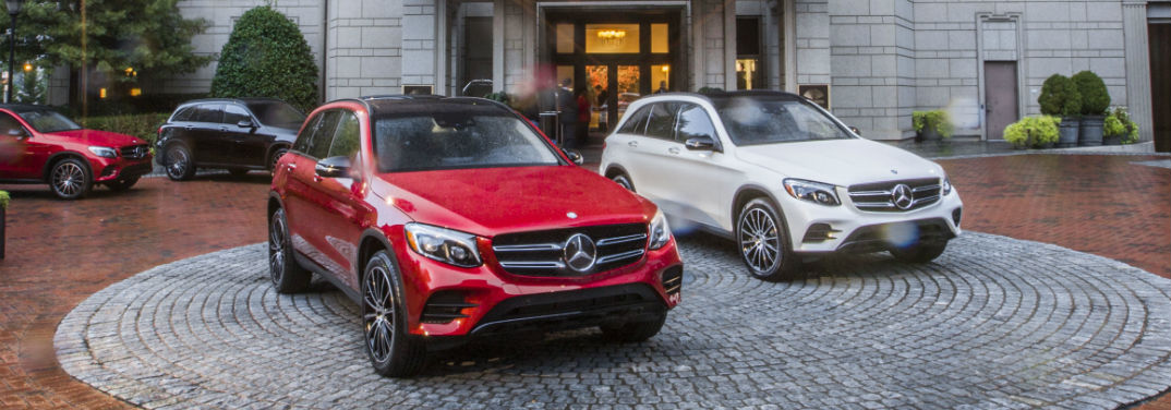 2016 Mercedes-Benz GLC300 Now Available at Loeber Motors