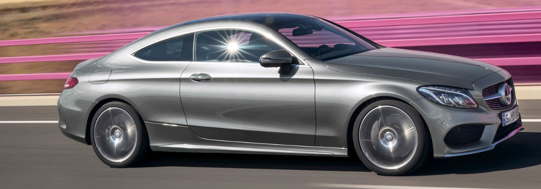 2017 mercedes benz c class coupe 5 things to know. Black Bedroom Furniture Sets. Home Design Ideas