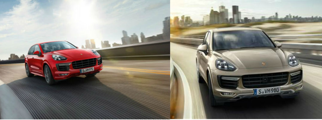 2016 Porsche Cayenne GTS vs 2016 Porsche Cayenne Turbo Comparison