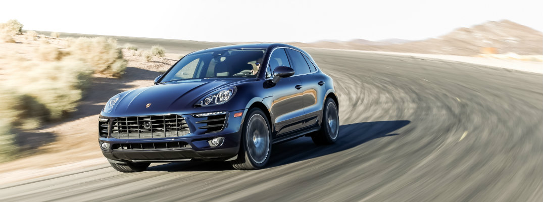 2016 Porsche Macan Cargo Space and Utility Features