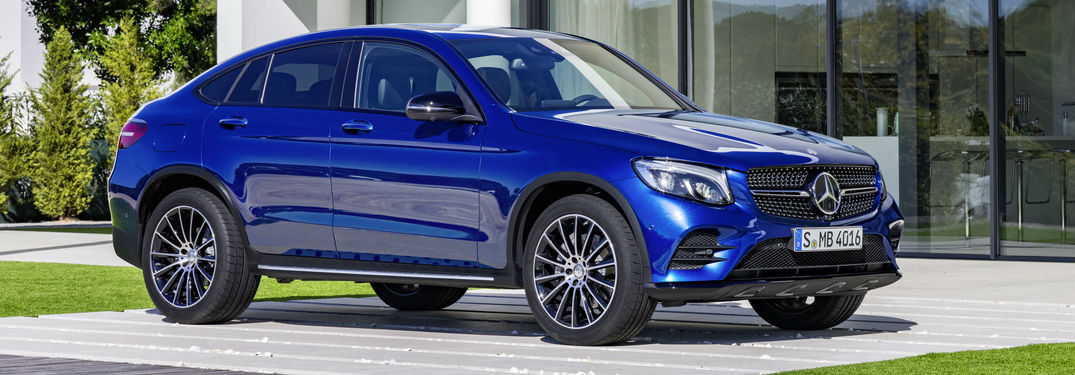 2017 Mercedes-Benz GLC Coupe Release Date