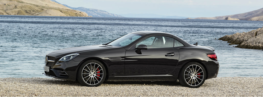 Performance and Efficiency Combine for an Unmatched Ride in the AMG SLC43