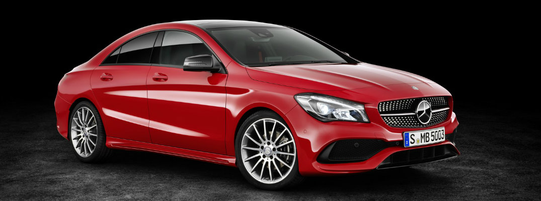 2017 Mercedes-Benz CLA changes and release date