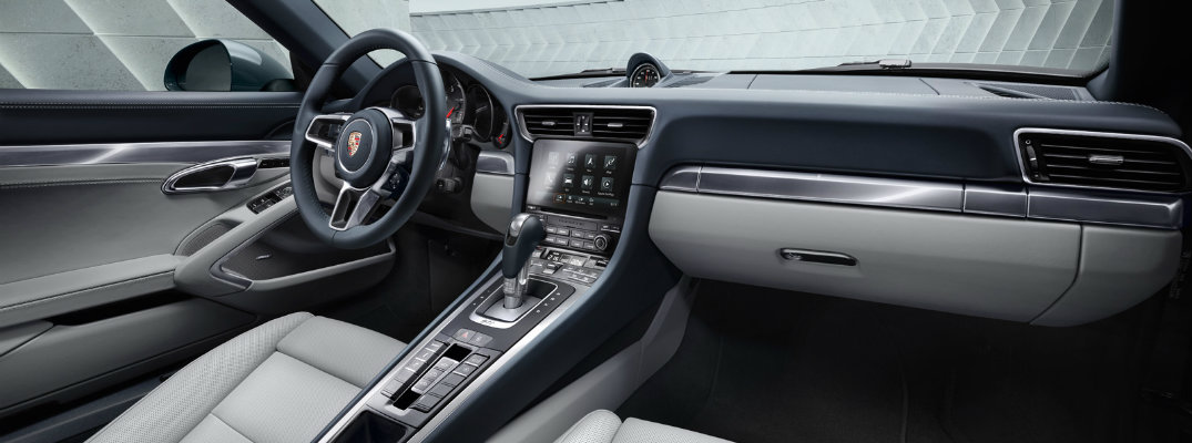 What is the Porsche Communication Management System