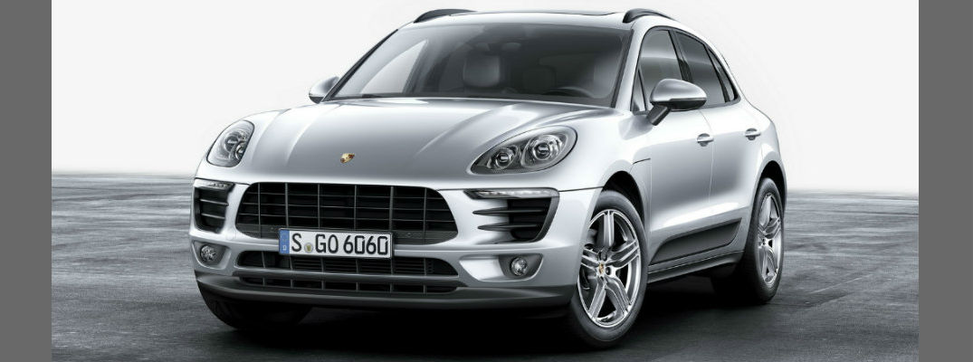 2017 Porsche Macan Changes and Release Date