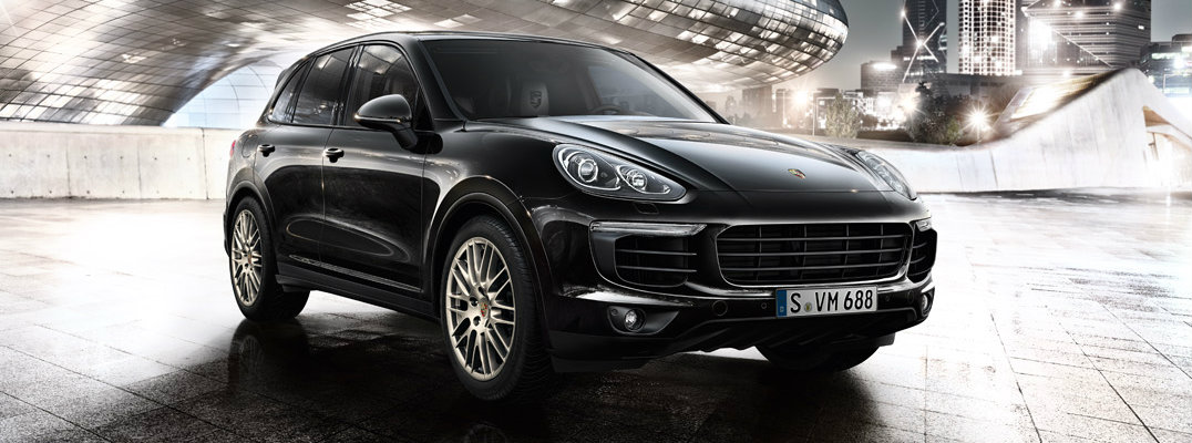 2017 Porsche Cayenne Platinum Edition Features and Release Date