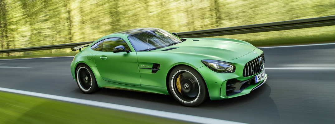 2017 Mercedes-AMG GT R Features and Release Date