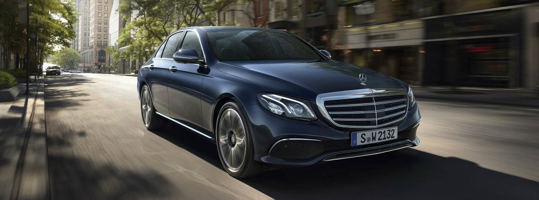 Mercedes-Benz 2017 E-Class Arrives at Loeber Motors