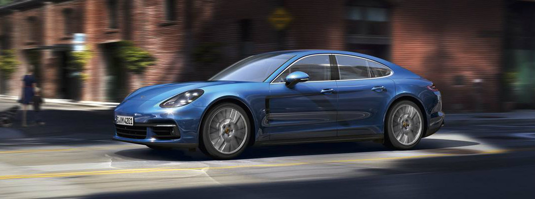 2017 Porsche Panamera Engine Options