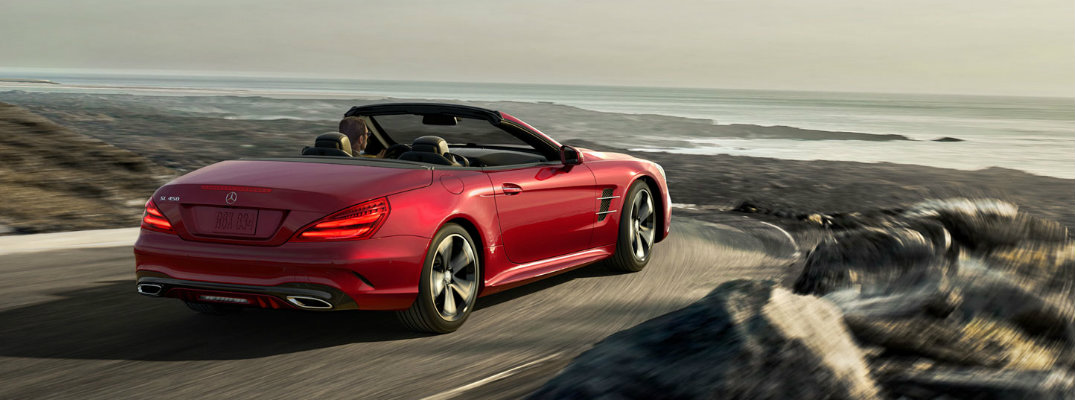 2017 Mercedes-Benz SL Features and Changes