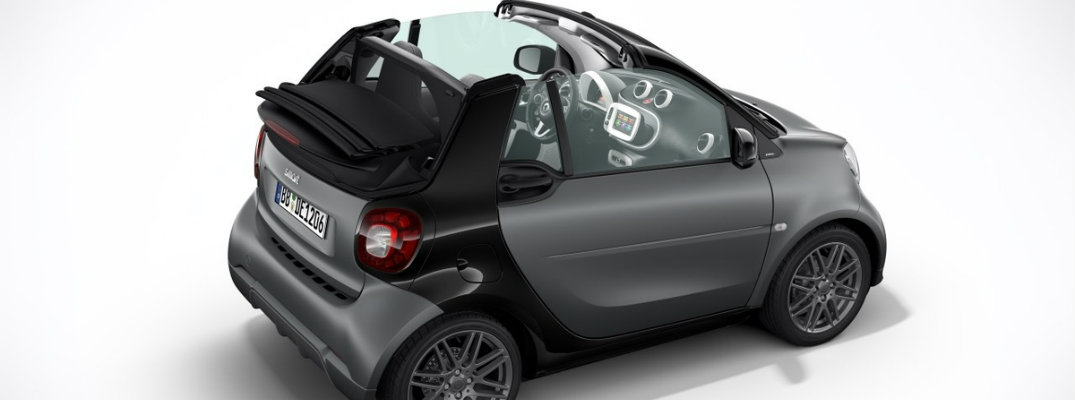 2017 smart fortwo sport package features. Black Bedroom Furniture Sets. Home Design Ideas