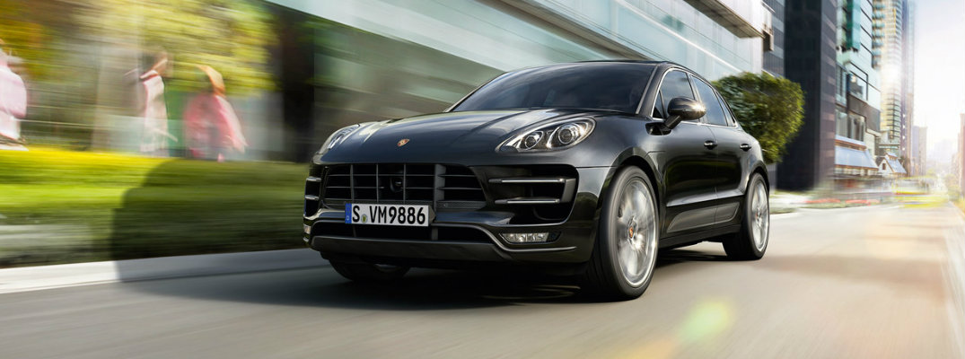 2017 Porsche Macan Performance Package Details