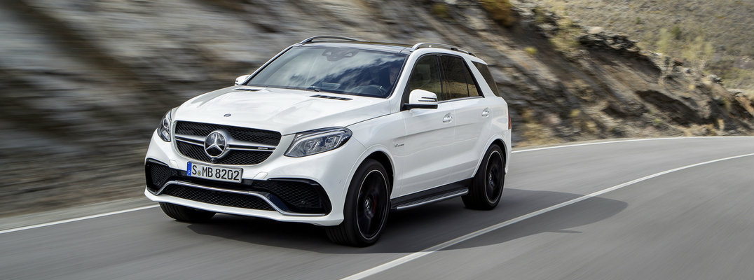 2017 Mercedes-AMG GLE63 Features and Performance