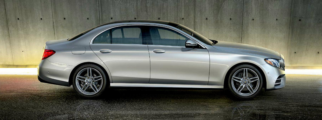 2017 mercedes benz e class color options