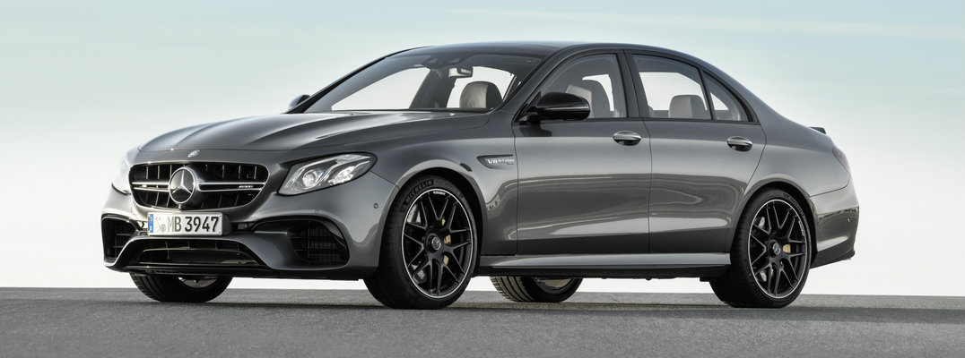 Here Comes the Most Powerful E-Class... EVER