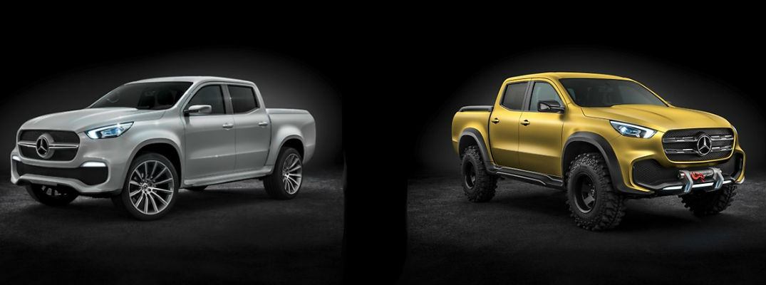 Is The Mercedes X Class Coming To The Us
