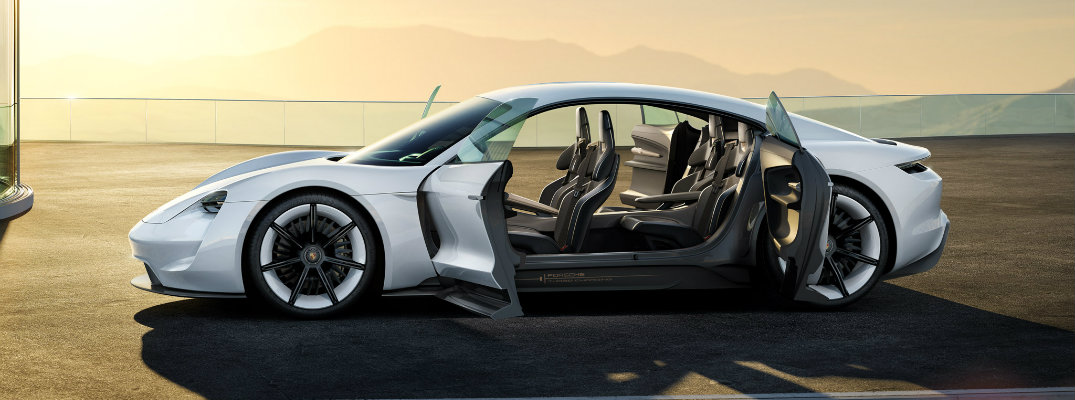 When is the Porsche Mission E Going on Sale?