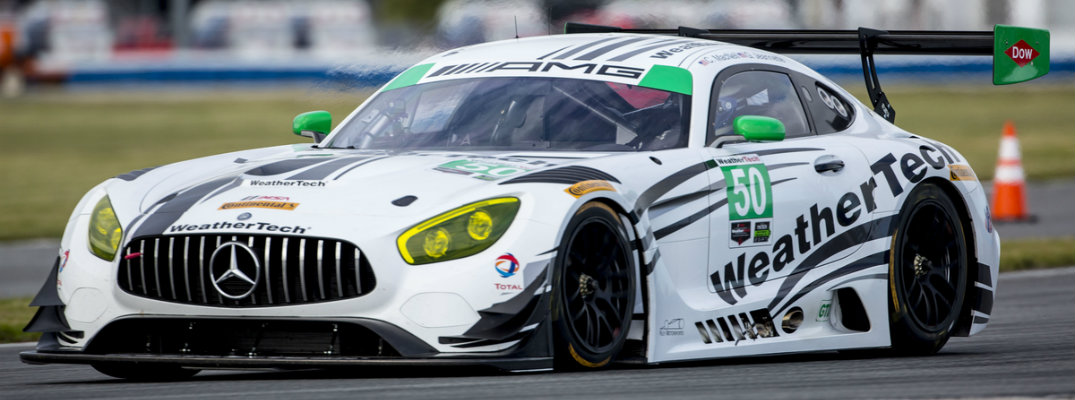 Get Ready for Some Mercedes-AMG Racing in the U.S.