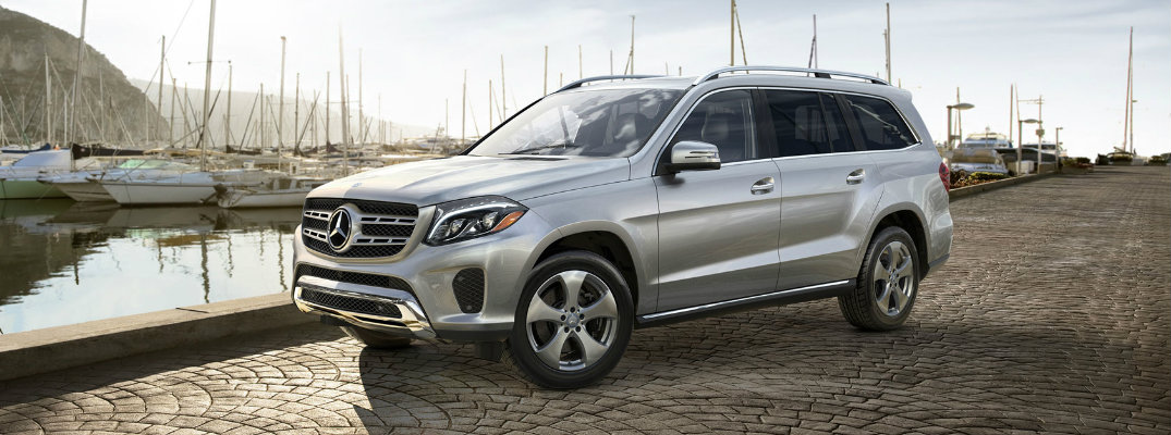 2017 Mercedes-Benz GLS450 Earns Car and Driver 10Best Award