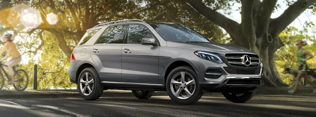 Here Are the Safest 2017 Mercedes-Benz Vehicles