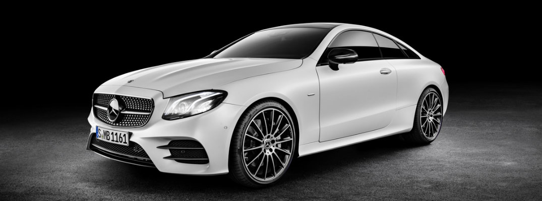 Get Ready for a Sleeker and More Stylish E-Class Coupe