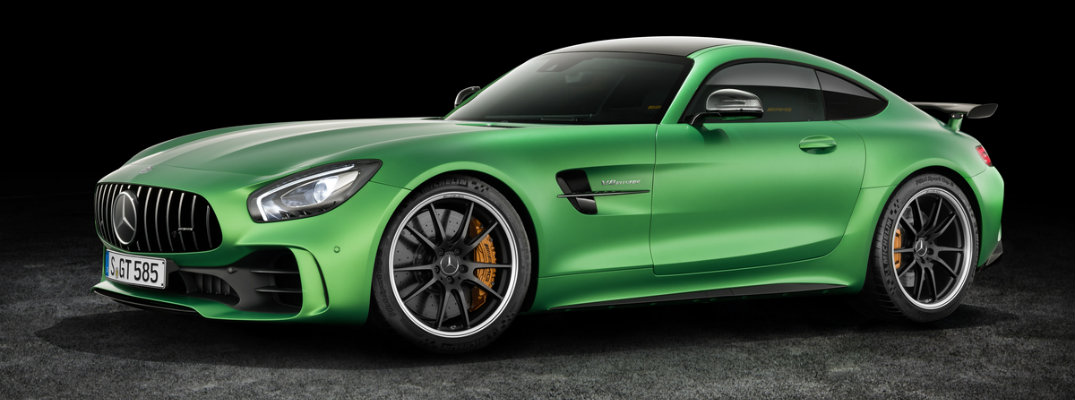 How Fast is the 2018 Mercedes-AMG GT R at the Nurburgring?