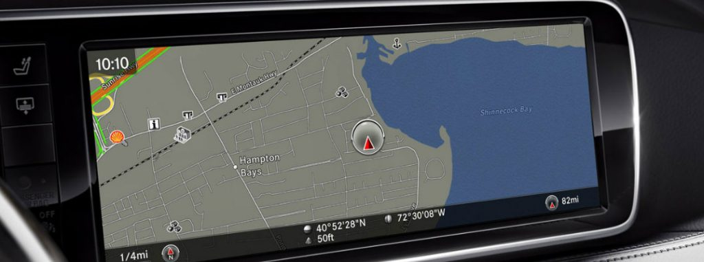 How To Update Maps In A Mercedes Benz Vehicle