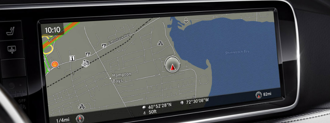 how to update maps in a mercedes-benz vehicle