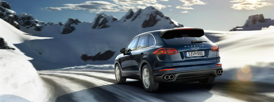 What are the Best Porsche Vehicles for Winter Driving?