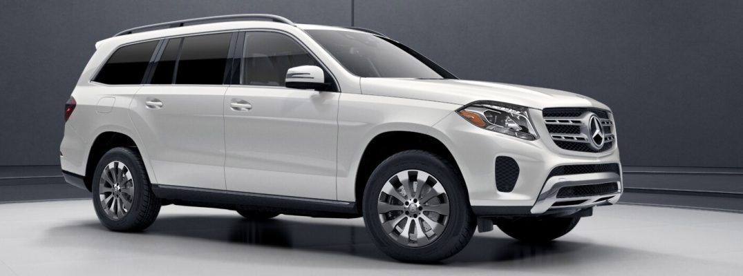Jeep 7 Seater Suv >> Which Mercedes-Benz has three rows of seating?