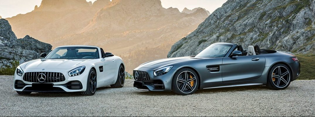 New MercedesAMG GT And AMG GT C At Chicago Auto Show - Mercedes car show 2018