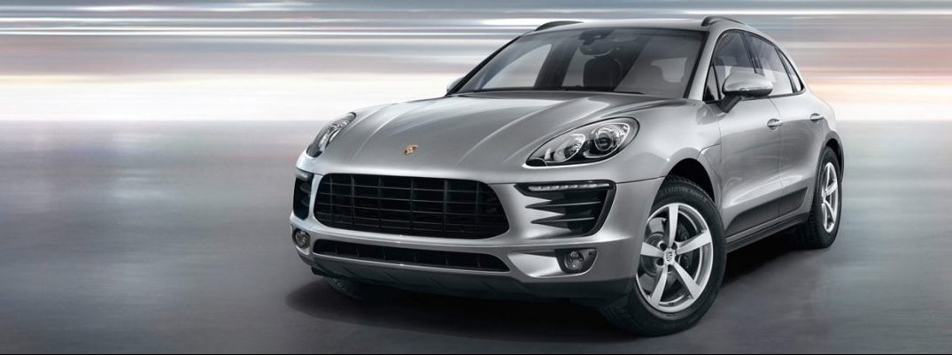 How much space is there inside the Porsche Macan?