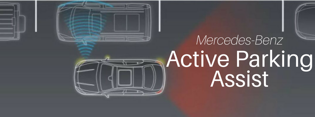How to use the Mercedes-Benz Active Parking Assist
