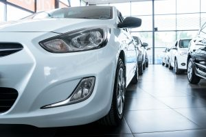 Pros and Cons of Buying a New or Used Car car lot_b
