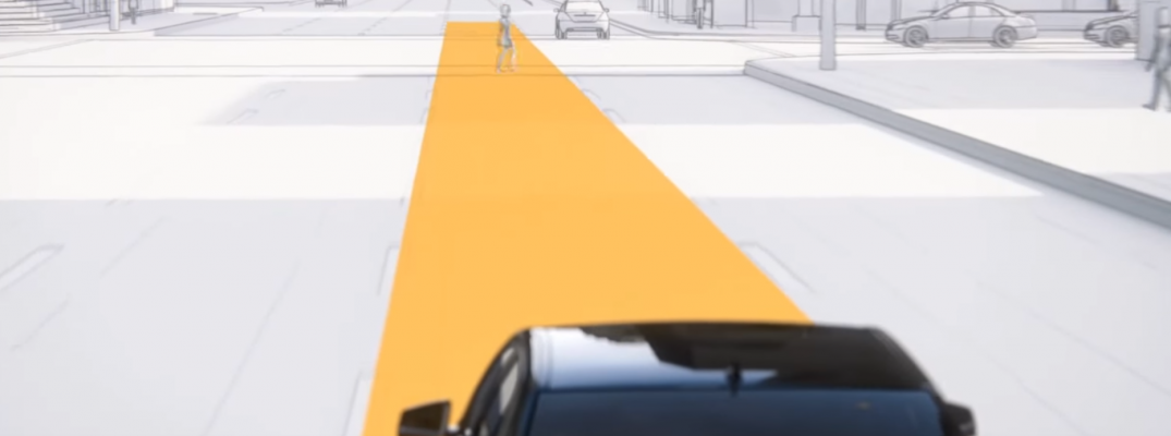 mercedes-benz pre-safe pedestrian detection_o