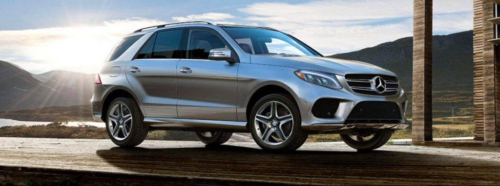 The 2017 mercedes benz gle exterior color options for Mercedes benz service appointment