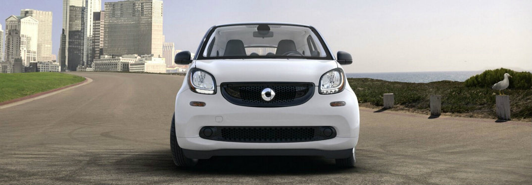 Benefits of the smart fortwo