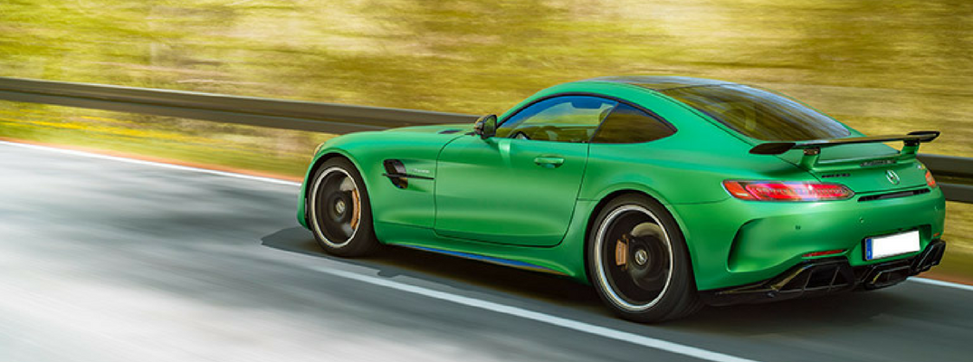 How much will the 2018 AMG GT R Coupe Cost?