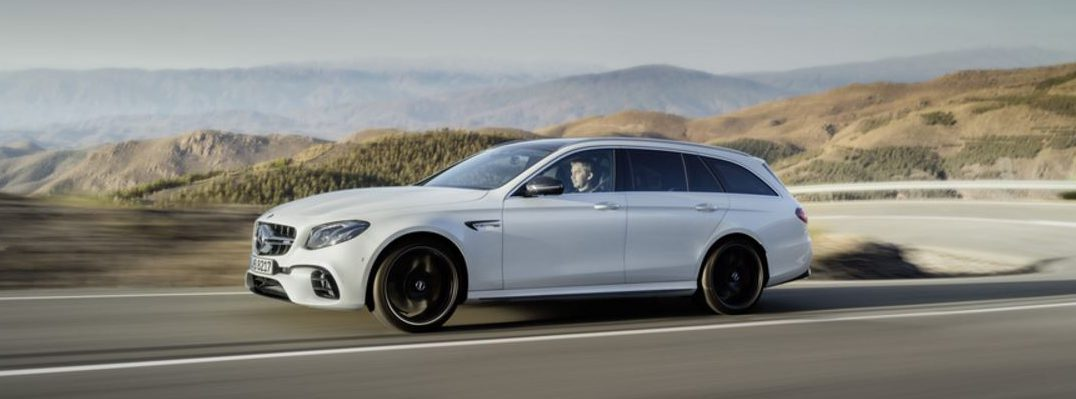 Mercedes-AMG E63 Wagon offers style and utility!