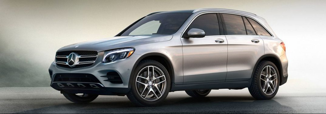 2017 Mercedes-Benz GLC SUV