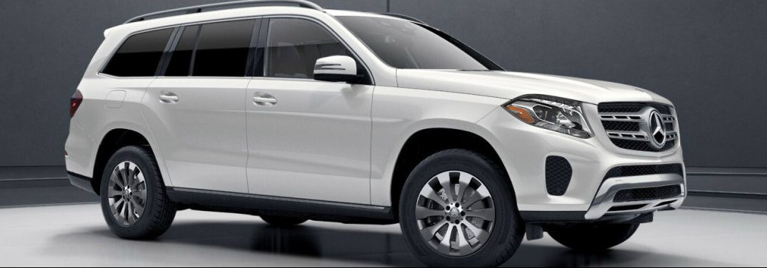 2017 Mercedes-Benz GLS