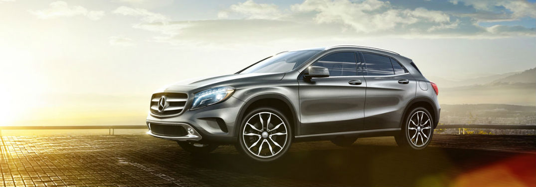 2017 Mercedes-Benz fuel efficient vehicles