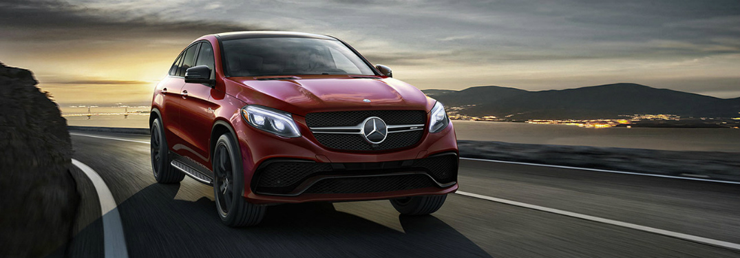 2018 Mercedes-Benz GLE Engine Options