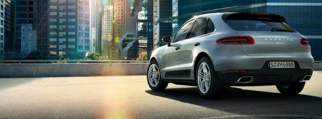 Test Drive The 2018 Porsche Macan In Chicago Il