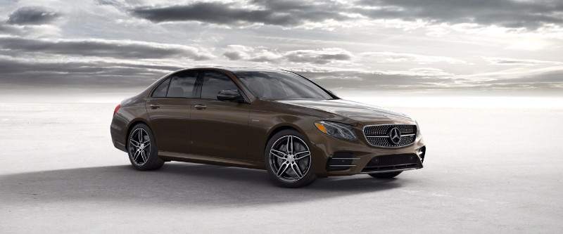 2018 Mercedes-Benz E-Class Dakota Brown Metallic