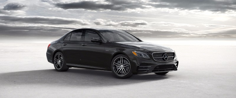 2018 Mercedes-Benz E-Class Obsidian Black Metallic