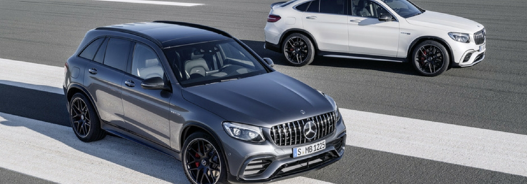 The Newest 2018 Mercedes-Benz GLC AMG Models