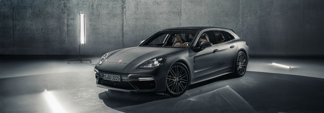 What Engines are Available for the New Porsche Panamera Sport Turismo Lineup?