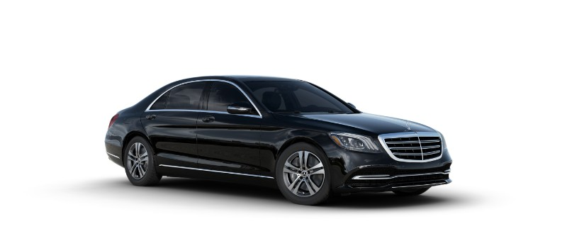 2018 Mercedes-Benz S-Class Sedan in Black