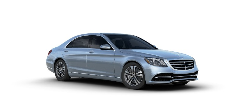 2018 Mercedes-Benz S-Class Sedan in Diamond Silver Metallic